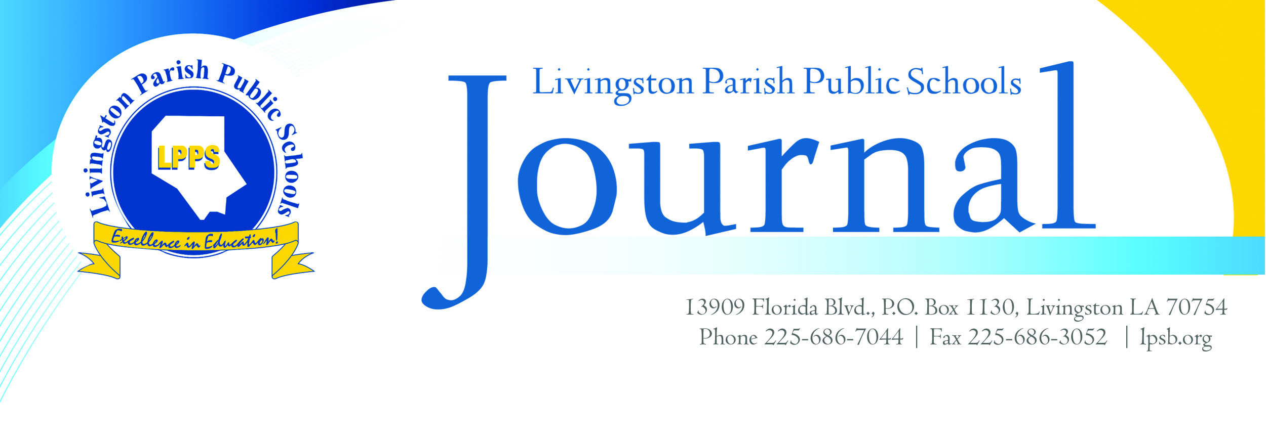 Livingston Parish Public School Journal