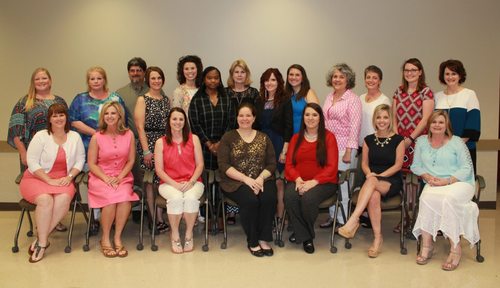 "LPPS Elementary Teacher of the Year winners --  Michele Link, Albany Lower Elementary; Kim Ishee, Albany Upper Elementary; Debbie Kish, Denham Springs Elementary; Lisa Arledge, Doyle Elementary; Michelle Jones, Eastside Elementary; Bette Jo Sibley, French Settlement Elementary; Carrie Button, Freshwater Elementary; Hannah Gates, Frost; Rebecca Waguespack, Gray's Creek Elementary; Shawn Wascom, Holden; Theresa Callicott, Juban Parc  Elementary; Rebekah Nickel, Levi Milton Elementary; Leslie Ellis, Lewis Vincent Elementary; Erin Nettles, Live Oak Elementary; Sunny Anderson, Maurepas; Thomas ""Art"" Clement, North Corbin Elementary; Michelle Patrick, North Live Oak Elementary; Tasha Pruitt, Northside Elementary; Amy Millet, Seventh Ward Elementary; Amanda Lavigne, South Fork  Elementary; Minnie Spinosa, South Live Oak Elementary;      Britney Gillich, South Walker Elementary; Yolanda McGee, Springfield Elementary; Sarah Watson, Southside Elementary; and Rachel Baio, Walker  Elementary."